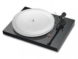 Pro-Ject Debut III Plattenspieler ESPRIT Piano (Ortofon 2M Red) - 1