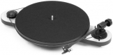 Pro-Ject Elemental Phono USB Manueller Plattenspieler mit Phonovorstufe & USB Ausgang weiss/schwarz - 1