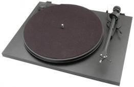 Pro-Ject Essential II Phono/USB Plattenspieler schwarz - 1