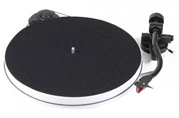 Pro-Ject RPM 1 Carbon Plattenspieler weiss (Tonabnehmer Ortofon 2M RED) - 1
