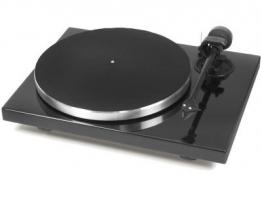 Pro-Ject Xpression Carbon Classic Plattenspieler (2MSILVER) schwarz - 1