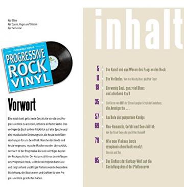 Progressive Rock Vinyl - 3