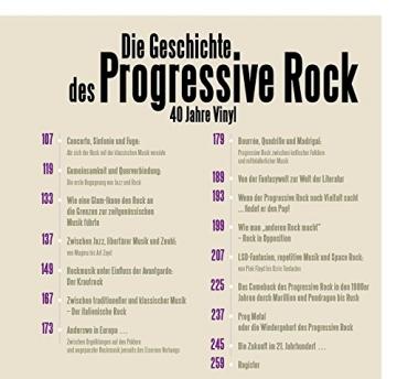 Progressive Rock Vinyl - 4