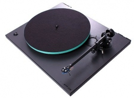 Rega Planar RP3 cool grey High End Plattenspieler - 1
