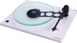 Rega Planar RP3 Plattenspieler, Farbe: weiß - 1