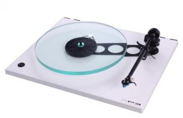 Rega Planar RP3 weiß High End Plattenspieler - 2