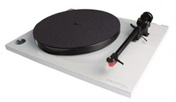 Rega RP1 Performance Plattenspieler weiß | Vinyl Galore