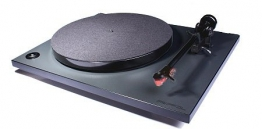 Rega RP1 Performance Plattenspieler cool grey - 1