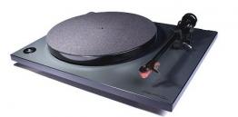 Rega RP1 Performance Plattenspieler cool grey - 1