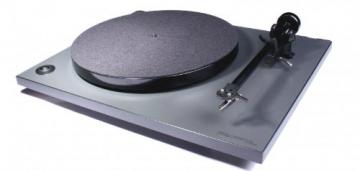 Rega RP1 Performance Plattenspieler, Farbe: cool grey - 1