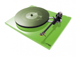 Rega RP6 High End Plattenspieler Turntable Grün Green - 1