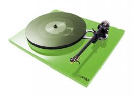Rega RP6 High End Plattenspieler Turntable Grün Green - 1
