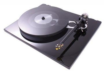 Rega RP6 High End Plattenspieler piano schwarz - 1