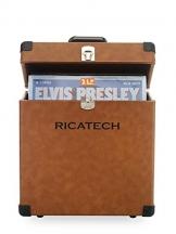 Ricatech RC0042 Vinyl Koffer braun - 1
