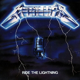 Ride the Lightning [Vinyl LP] - 1