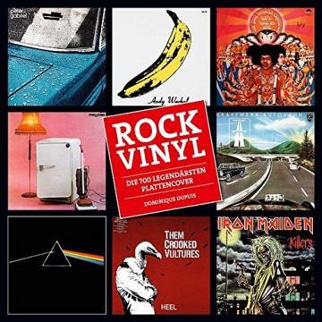 Rock Vinyl: Die 700 legendärsten Plattencover | Vinyl Galore