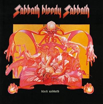 Sabbath Bloody Sabbath (Lp+Mp,180g) [Vinyl LP] - 1