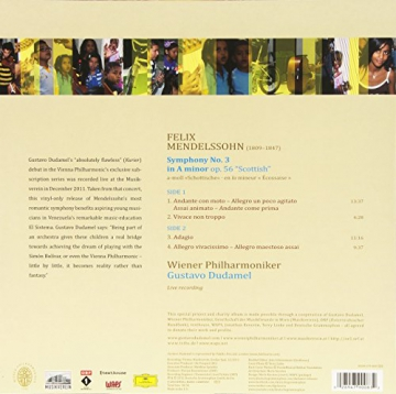Sinfonie No.3 Schottische-Scottish [Vinyl LP] - 2
