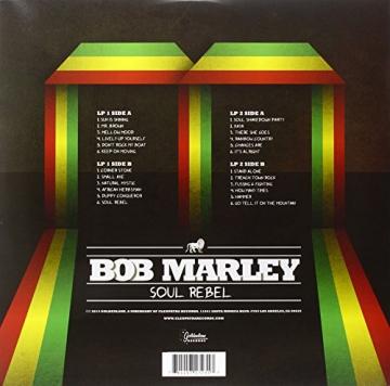 Soul Rebel [Vinyl LP] [Vinyl LP] - 2