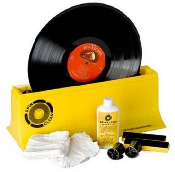 SPIN-CLEAN Schallplattenwaschmaschine - 1
