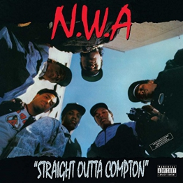 Straight Outta Compton (Limited 25th Anniversary Edition) [Vinyl LP] - 1