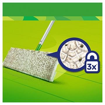 Swiffer Trocken Wischtücher mit Febrezeduft, 2er Pack (2 x 18 Stück) - 4