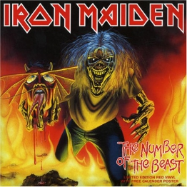 The Number of the Beast [Vinyl Single] - 1