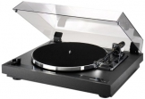 Thorens TD 190-2 Vollautomatischer Plattenspieler (TP 19-1 Tonarm, OMB 10 Tonabnehmer) schwarz - 1