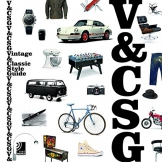 "Vintage & Classic Style Guide: Fotobildband inkl. 10"" Vinyl (Deutsch, Englisch) (Ear Books) - 1"