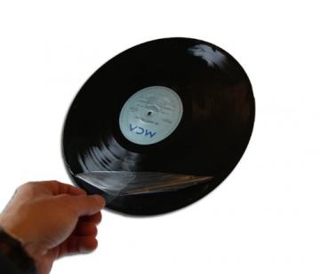 Vinyl Schallplatten Cleaning Protected - 2
