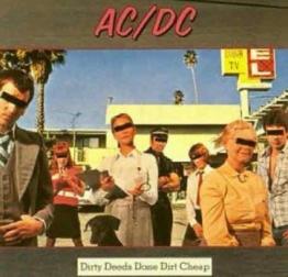 Dirty Deeds Done Dirt Cheap [Vinyl LP] - 1
