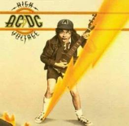 High Voltage [Vinyl LP] - 1
