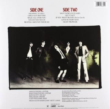 Highway to Hell [Vinyl LP] - 2