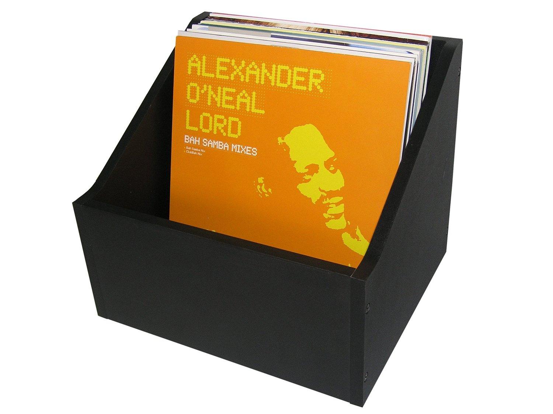 lp schallplatten holz box protected vinyl galore. Black Bedroom Furniture Sets. Home Design Ideas