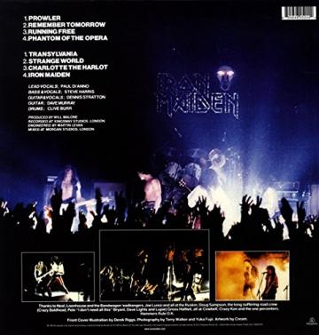 Iron Maiden [Vinyl LP] -