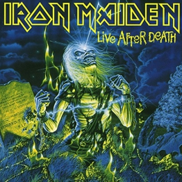 Live After Death [Vinyl LP] -