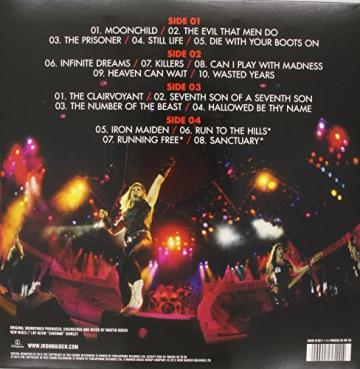 Maiden England '88 [Vinyl LP] -