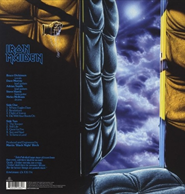Piece Of Mind [Vinyl LP] -