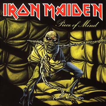 Piece Of Mind [Vinyl LP] -