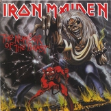 The Number Of The Beast [Vinyl LP] -