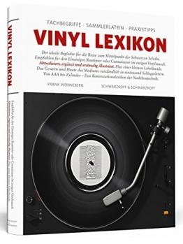 Vinyl Lexikon: Fachbegriffe, Sammlerlatein, Praxistipps -