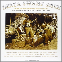 Delta Swamp Rock 2 [Vinyl LP] -
