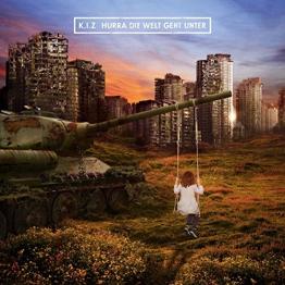 Hurra die Welt geht unter (Inklusive MP3 Downloadcode) [Vinyl LP] -