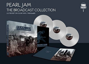 The Pearl Jam Broadcast Collection [Vinyl LP] -