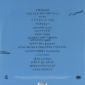 ÷ Divide [Vinyl LP] -