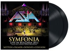 Asia Symfonia-Live in Bulgaria 2013 2-LP Standard