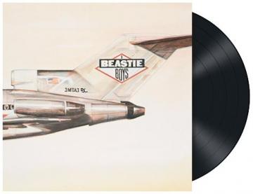 Beastie Boys Licensed to ill LP Standard