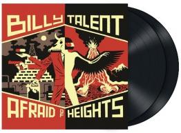 Billy Talent Afraid of heights 2-LP Standard