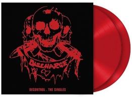 Discharge Decontrol (The singles) 2-LP rot