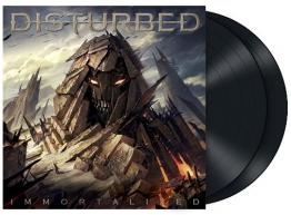Disturbed Immortalized 2-LP Standard